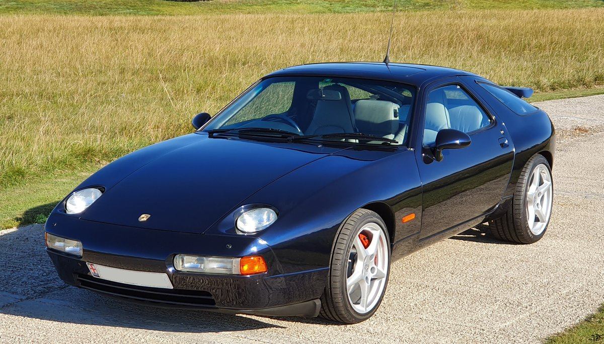1994 Porsche 928 GTS OCD restoration For Sale (picture 2 of 6)