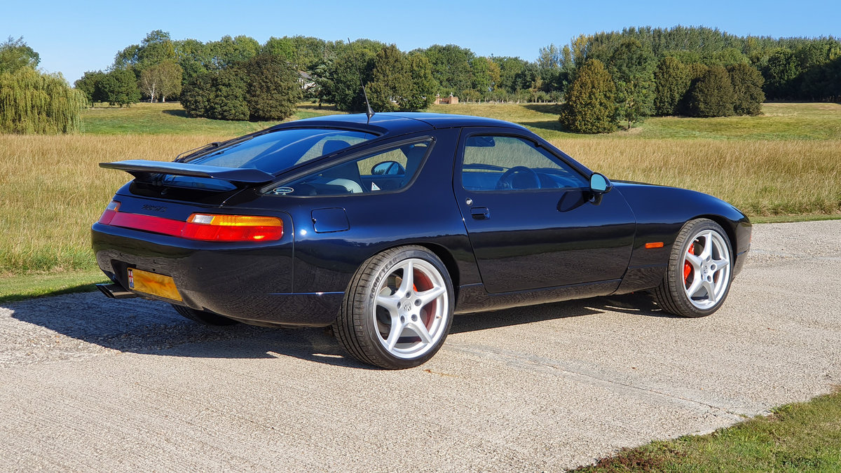 1994 Porsche 928 GTS OCD restoration For Sale (picture 3 of 6)