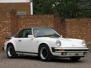 1989 PORSCHE  911 CARRERA 3.2 SPORT TARGA -  For Sale