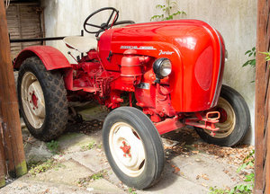 1962 PORSCHE JUNIOR TRACTOR For Sale by Auction