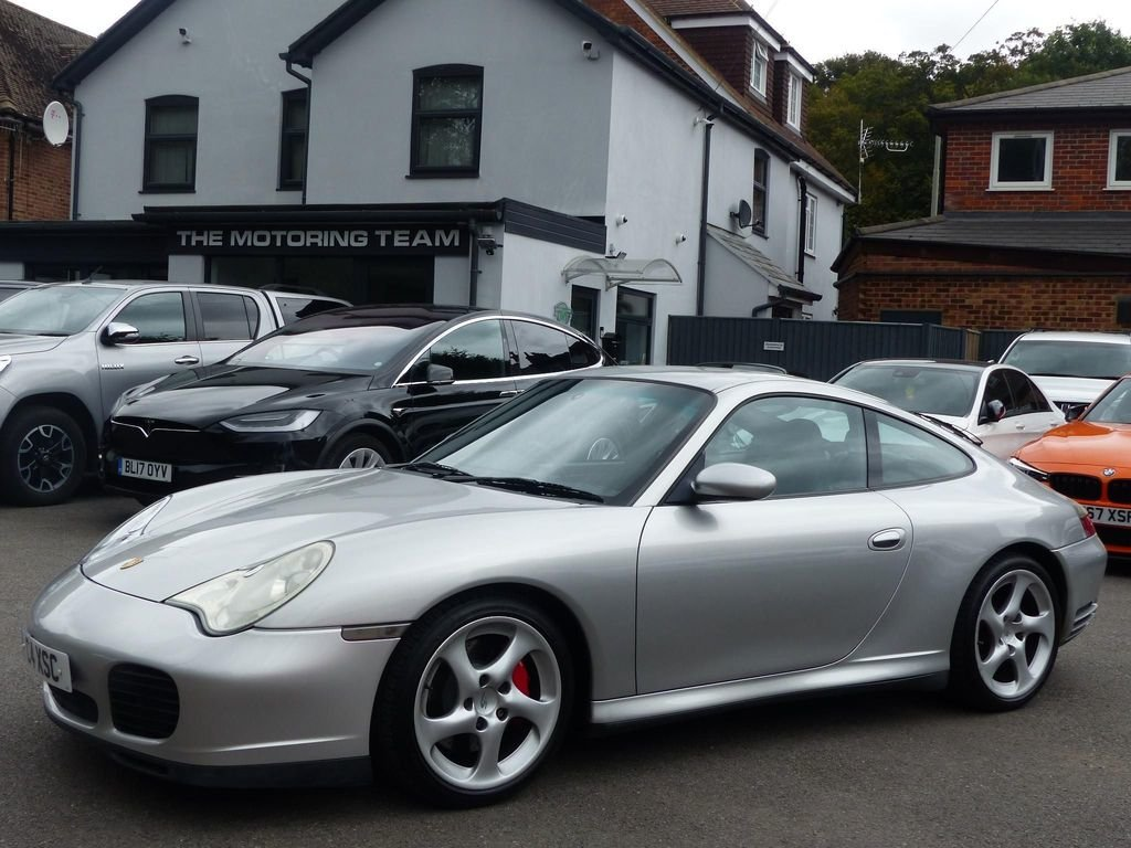 2003 PORSCHE 911 996 3.6 CARRERA 4S TIPTRONIC S TURBO WIDE BODY For Sale (picture 2 of 6)