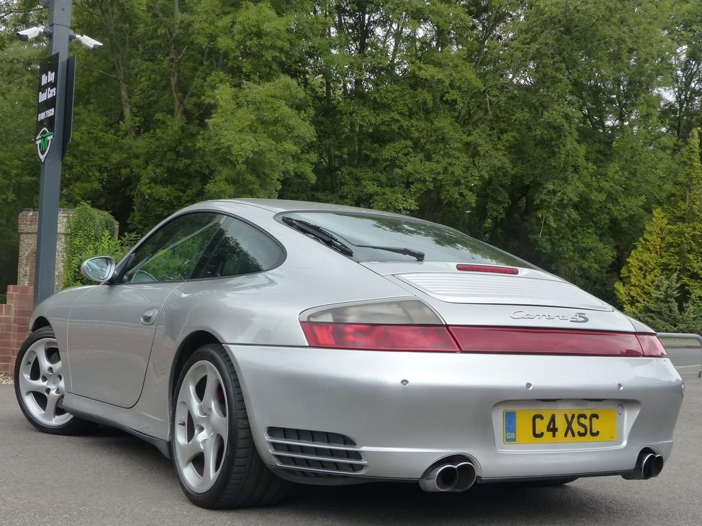 2003 PORSCHE 911 996 3.6 CARRERA 4S TIPTRONIC S TURBO WIDE BODY For Sale (picture 4 of 6)