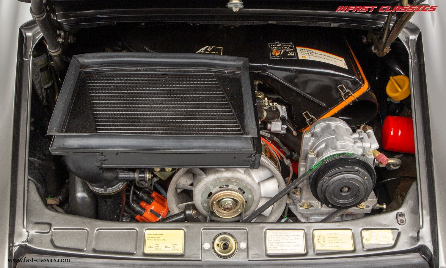 1990 PORSCHE 911 TURBO CABR // SLATE GREY // G50 GEARBOX  For Sale (picture 6 of 6)