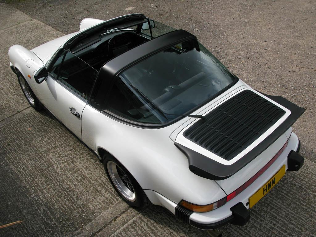 1989-PORSCHE  911 CARRERA 3.2 SPORT TARGA -  For Sale (picture 6 of 6)