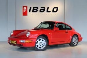 1991 Porsche 964 Coupé C2 matching numbers For Sale