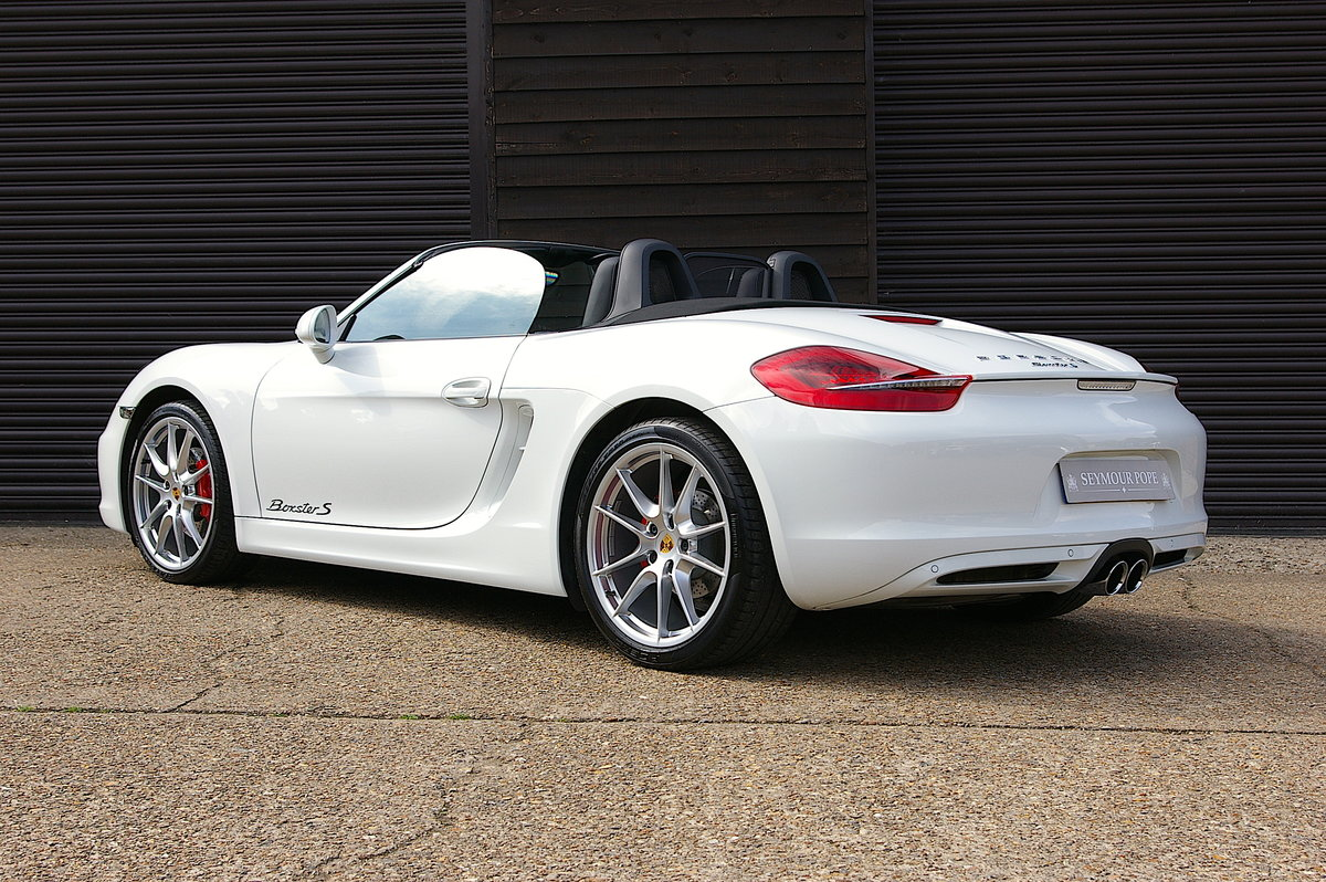 2013 Porsche 981 Boxster S 3.4 24V PDK Convertible (15,000 miles) SOLD (picture 3 of 6)