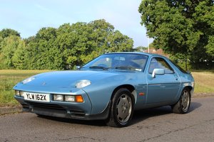 Porsche 928 S Auto 1982 - To be auctioned 25-10-19 For Sale by Auction