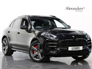 2018 18 18 PORSCHE MACAN TURBO PERFORMANCE AUTO For Sale