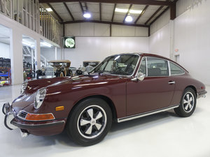 1968 Porsche 911L 2.0 Coupe by Karmann