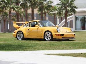 1993 Porsche 911 Carrera RSR 3.8  For Sale by Auction