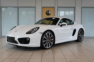 2013/13 Porsche Cayman 981 3.4 S Manual For Sale