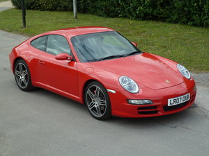 2007 Porsche 911 3.8S Manual - REDUCED TO SELL For Sale