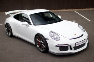 2013/63 Porsche 911 991 GT3 PDK For Sale