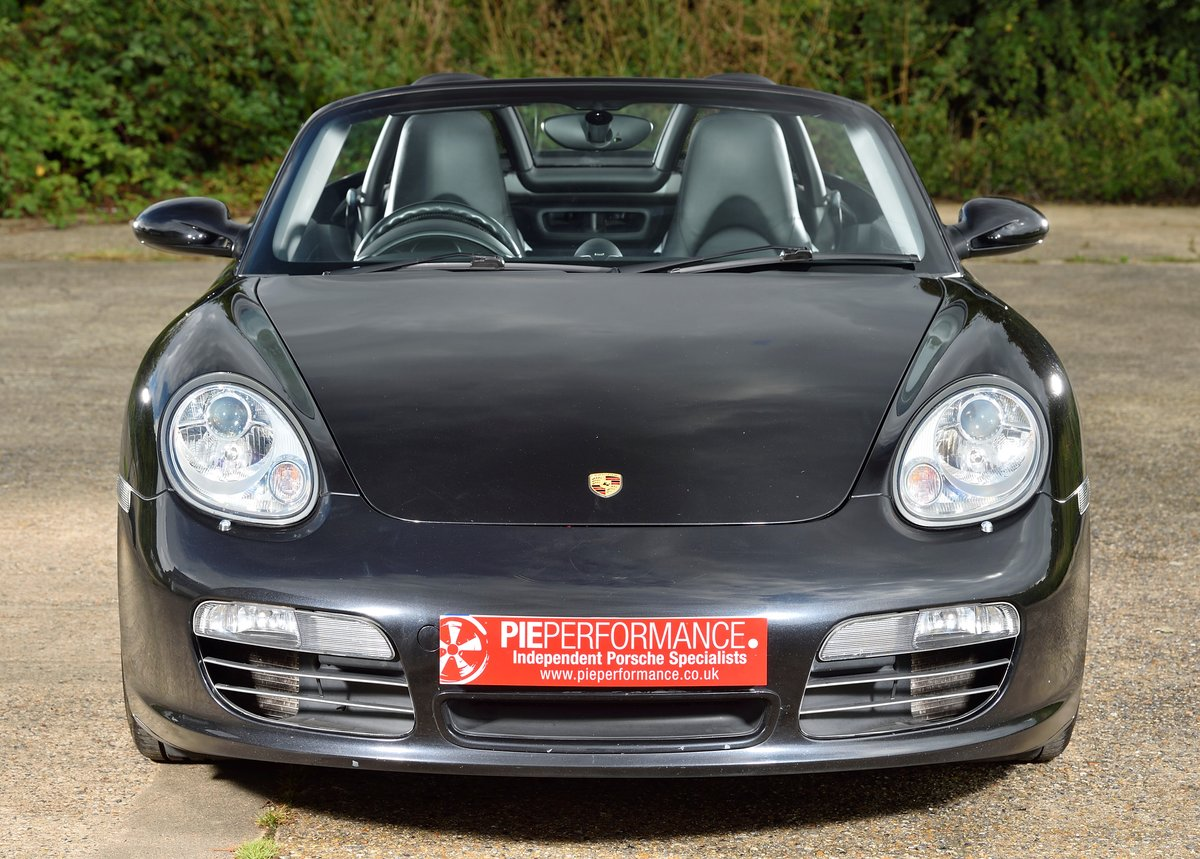 2006 Porsche 987 Boxster S 3.4 Manual For Sale (picture 2 of 6)