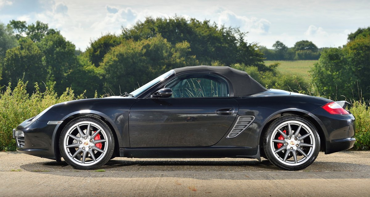 2006 Porsche 987 Boxster S 3.4 Manual For Sale (picture 3 of 6)