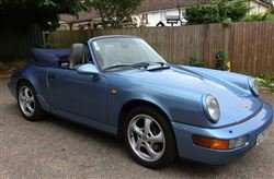 1990 911 964 C2 Cabriolet - Barons Friday 20th September 2019 For Sale by Auction