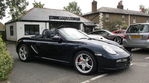 2005 PORSCHE BOXSTER (987) 3.2S TIPTRONIC SAT-NAV For Sale