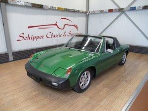 1975 Porsche 914 2.0L For Sale