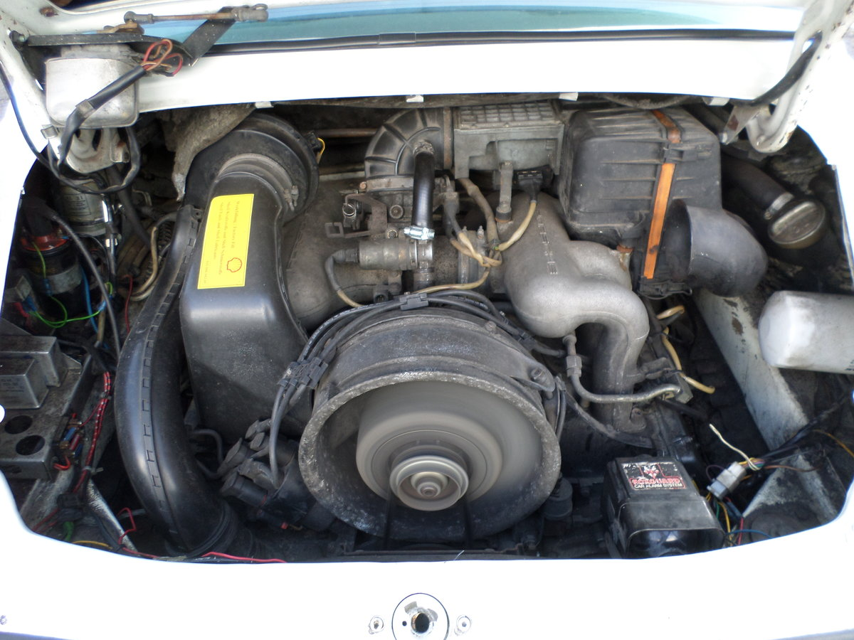 1984 Porsche 911 3.2 Carrera S Targa may consider part exchange For Sale (picture 6 of 6)