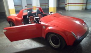 1975 Porsche 914 GT spyder For Sale