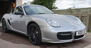 2007 Porsche Cayman S Immaculate Low Mileage Tiptronic