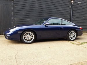2002 PORSCHE 911/996 3.6 CARRERA 4 COUPE TIP S (Good Spec: PCM2) For Sale
