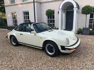 1980 Porsche 911 SC Targa Just £28,000 - £32,00 For Sale by Auction
