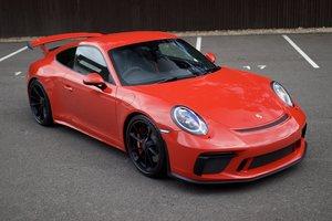 2018/67 Porsche 911 991.2 GT3 For Sale