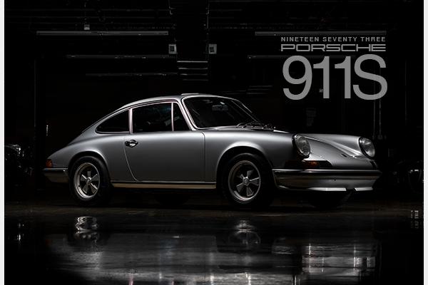 1973 Porsche 911S Coupe 2.4 L  Correct Silver(~)Black  $obo For Sale (picture 1 of 6)