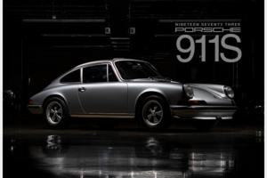 1973 Porsche 911S Coupe 2.4 L  Correct Silver(~)Black  $obo For Sale