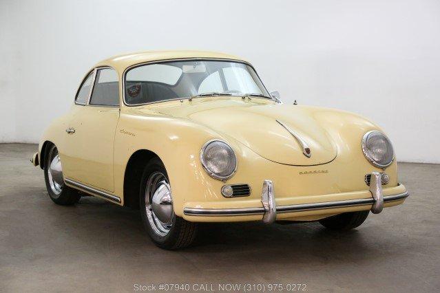 1956 Porsche 356A Carrera Coupe For Sale (picture 1 of 6)