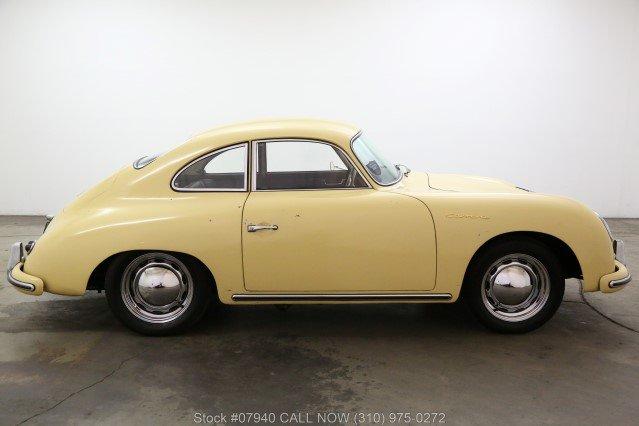 1956 Porsche 356A Carrera Coupe For Sale (picture 2 of 6)
