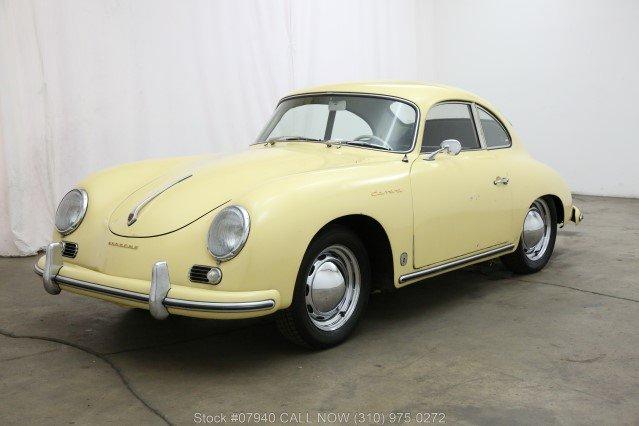 1956 Porsche 356A Carrera Coupe For Sale (picture 3 of 6)
