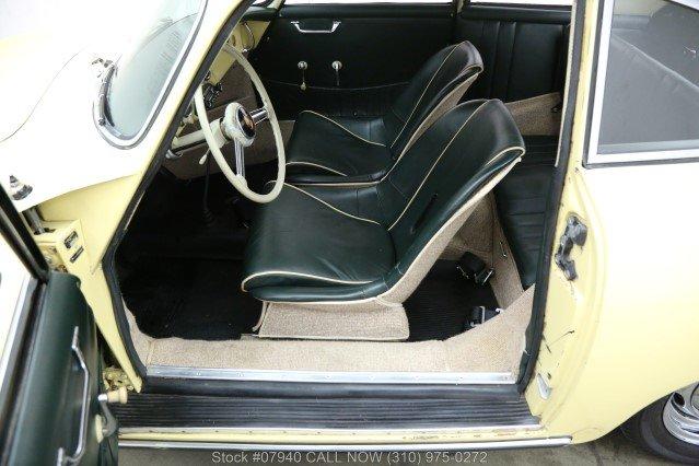 1956 Porsche 356A Carrera Coupe For Sale (picture 4 of 6)