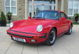 1987 Porsche 911 3.2 Carrera Coupe