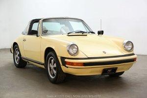1975 Porsche 911S Targa For Sale