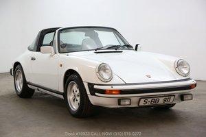 1983 Porsche 911SC Targa For Sale