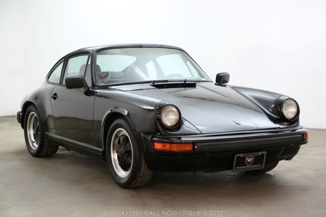 1980 1982 Porsche 911SC Coupe For Sale (picture 1 of 6)