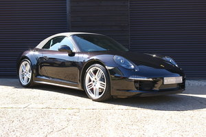 2013 Porsche 991 Carrera 4S 3.8 PDK Convertible (37,800 miles) For Sale