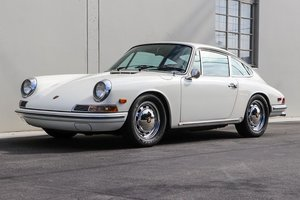 1968 Porsche 912 Coupe SWB Correct 62k miles Ivory $69.9k For Sale