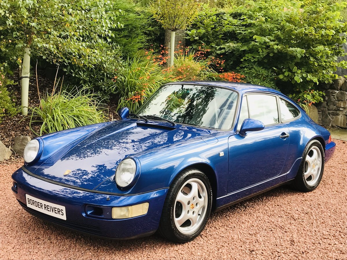 1990 Porsche 911-964 Coupe SOLD (picture 1 of 6)
