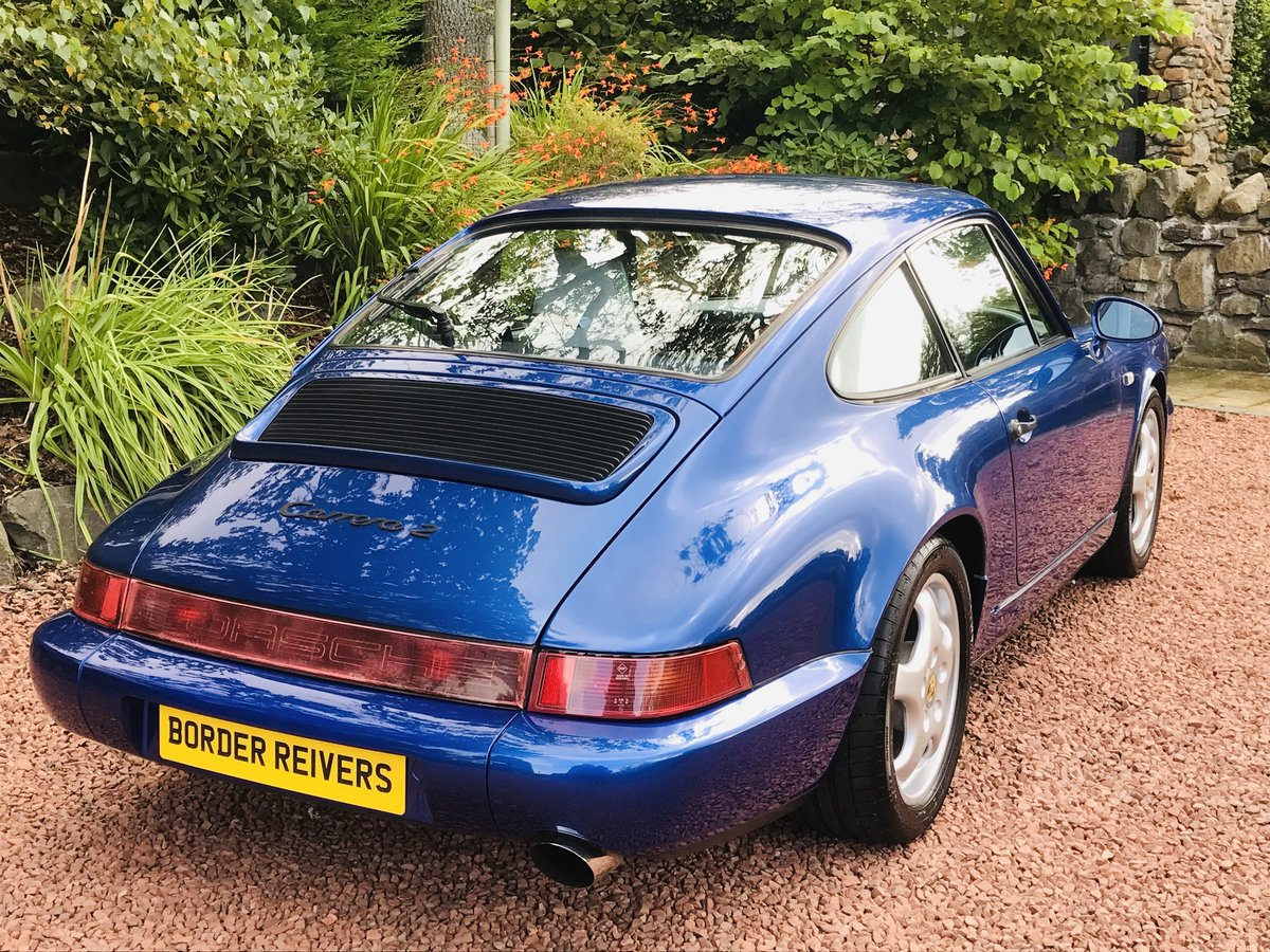 1990 Porsche 911-964 Coupe SOLD (picture 3 of 6)
