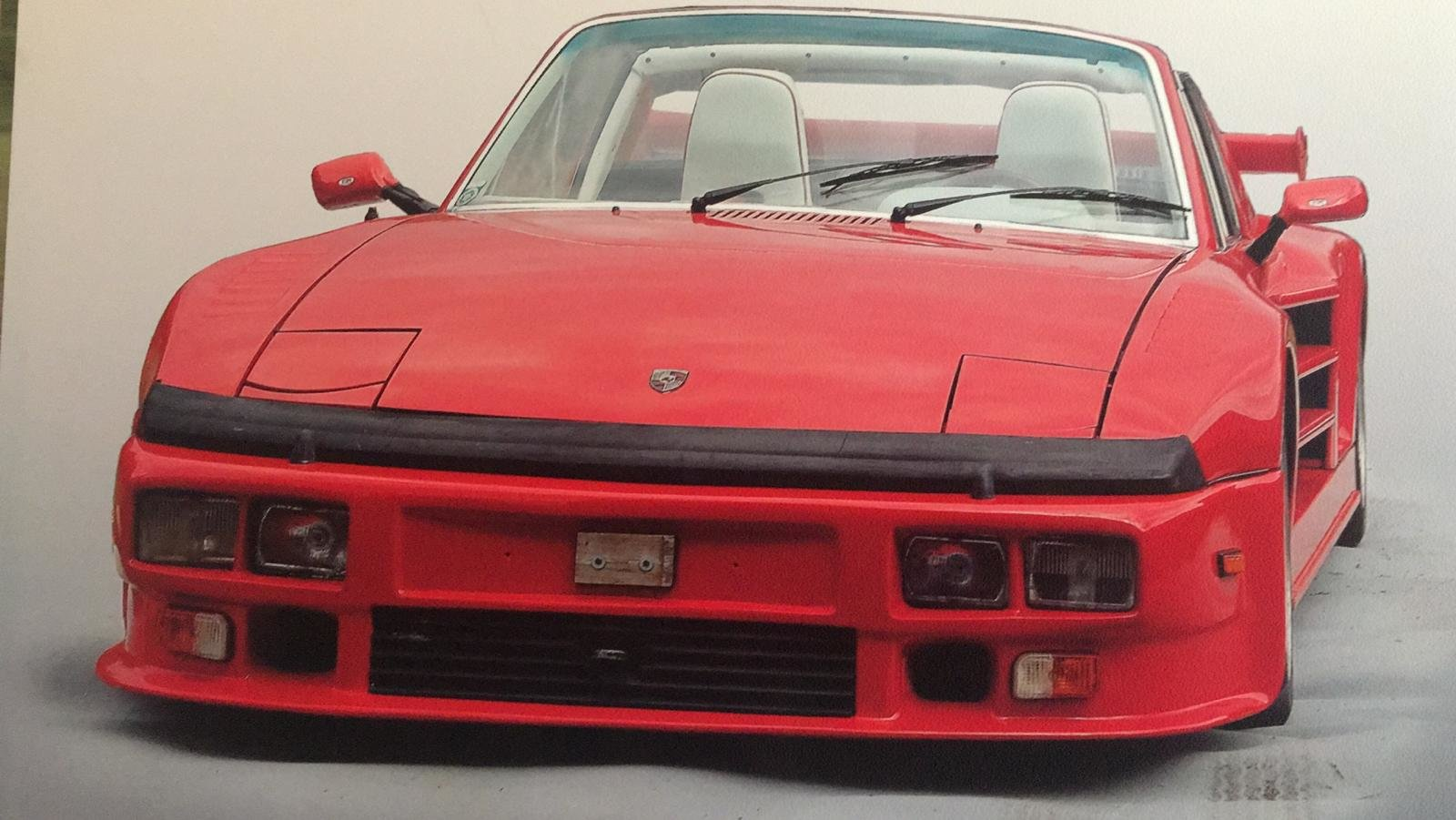 1975 1 OF 3 TUNED PORSCHE 914/6 2.0L - INSPIRED BY PIECH For Sale (picture 1 of 6)