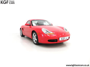 2001 An Incredible Porsche Boxster 986 with 30,333 Miles SOLD