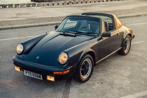 1981 Porsche 911 SC Targa LHD For Sale