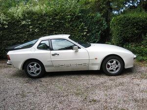 1987 Porsche 944 Lux For Sale