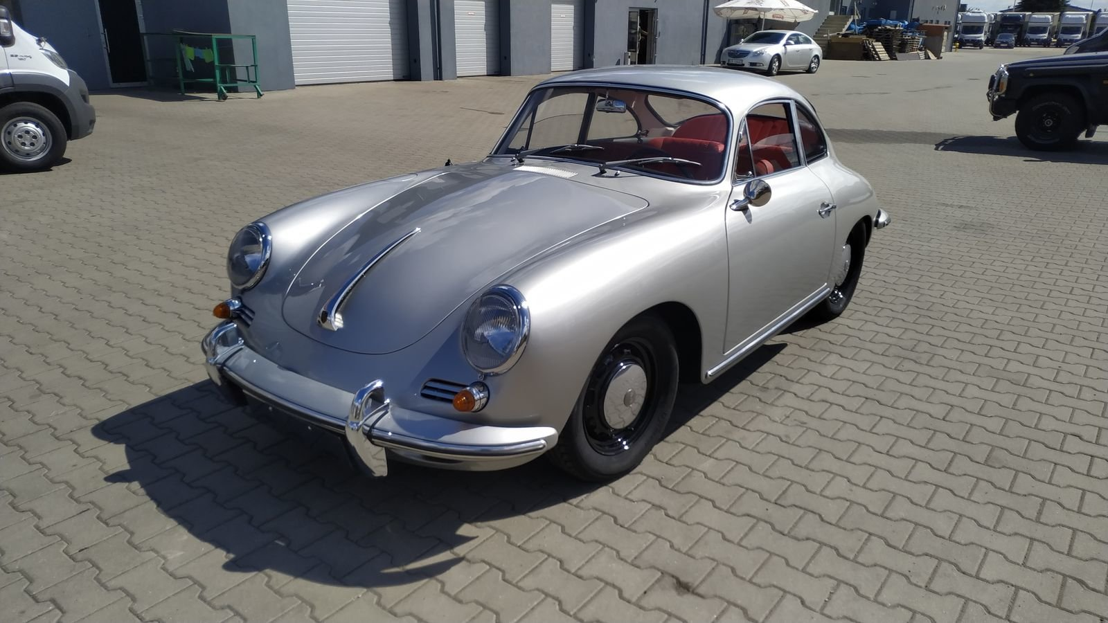 1965 Porsche 356 C Coupe For Sale (picture 1 of 6)
