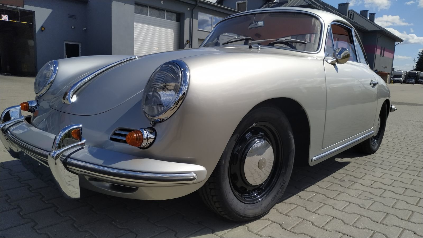 1965 Porsche 356 C Coupe For Sale (picture 2 of 6)