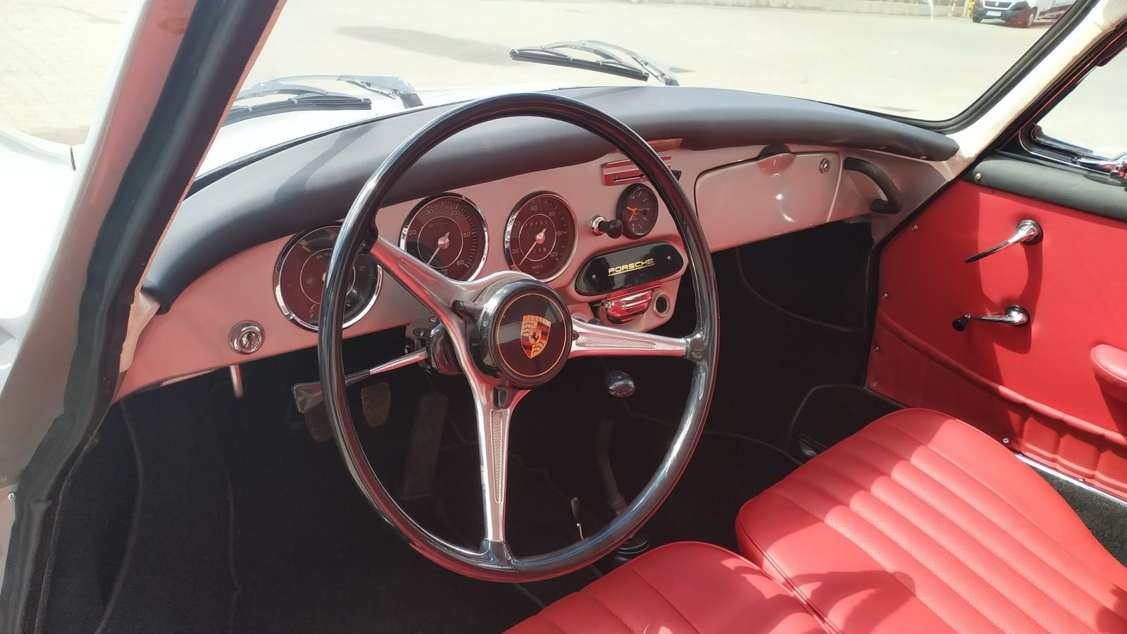 1965 Porsche 356 C Coupe For Sale (picture 5 of 6)