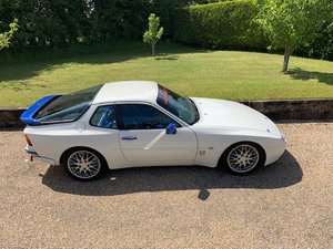 1989 Porsche 944S Street Legal Track Car...Great History! For Sale